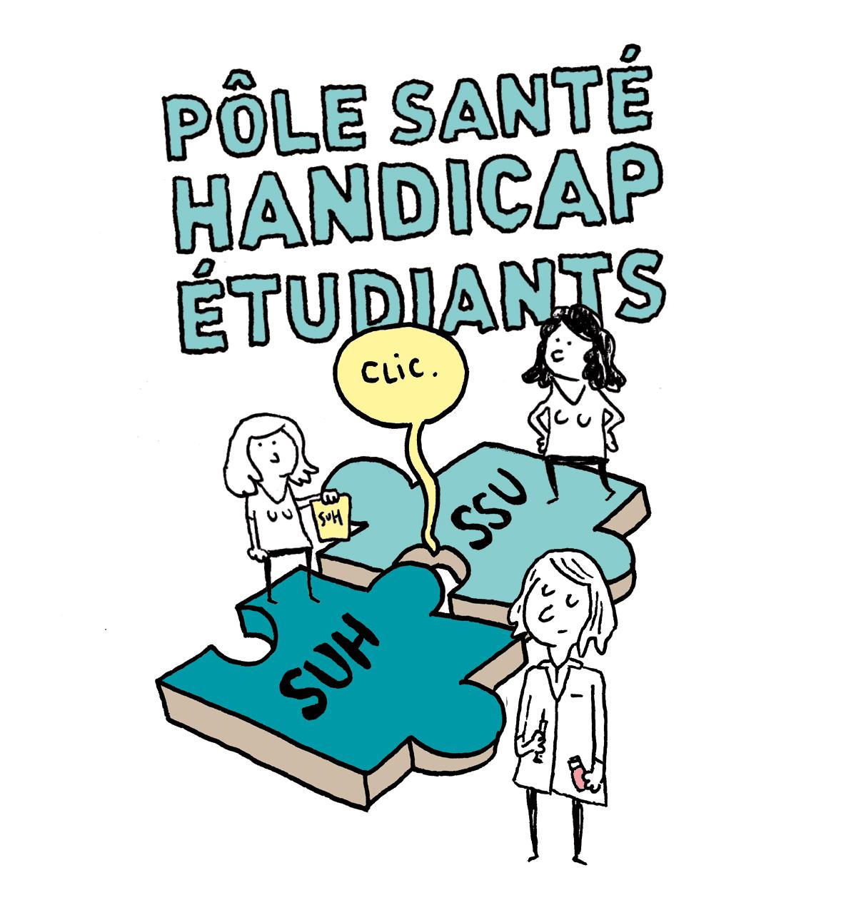 Pôle Santé Handicap Étudiants